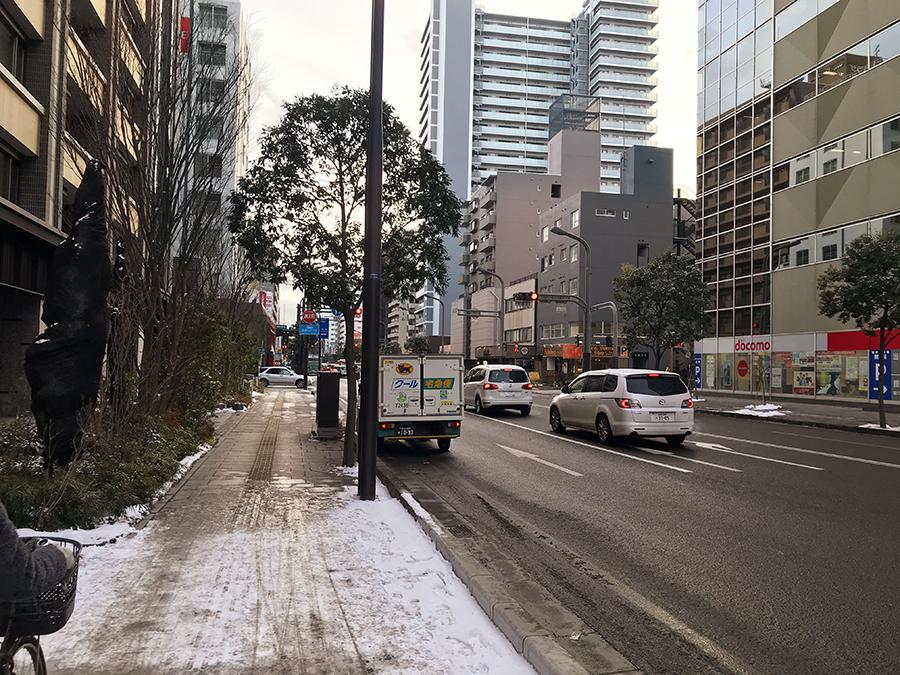 伊達バイク-プラウドタワー仙台勾当台通2