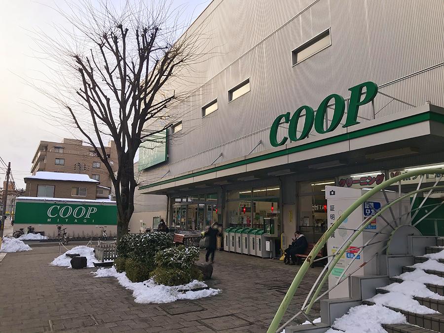 伊達バイク-プラウドタワー仙台勾当台通5