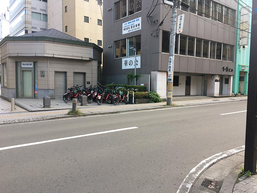 伊達バイク-仙台パークビル1