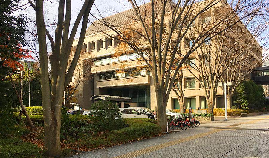 伊達バイク-宮城県庁3