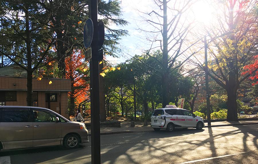 伊達バイク-宮城県庁6