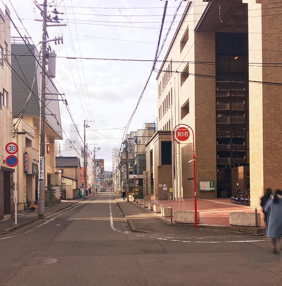 伊達バイク-戦災復興記念館3