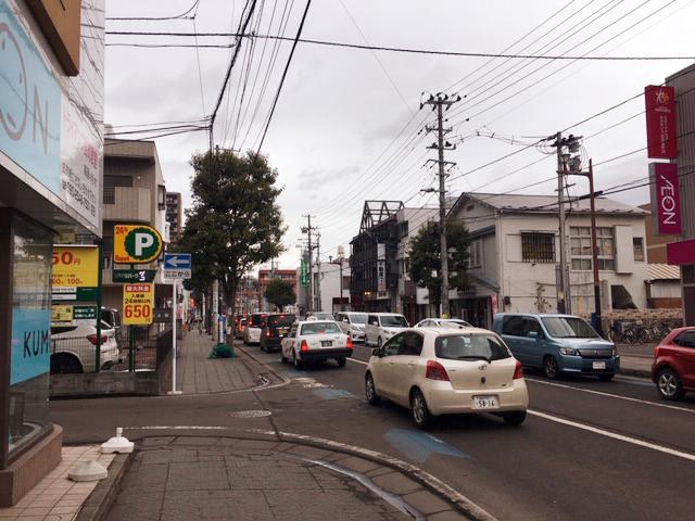 伊達バイク-NOIE Sendai Miyamachi5