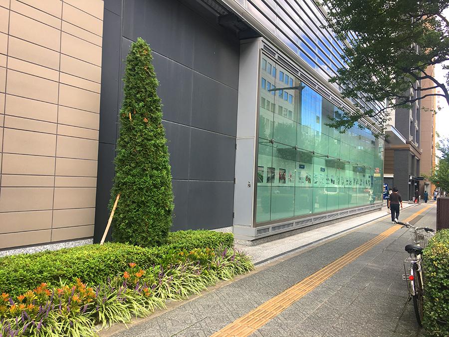 伊達バイク-NTT青葉ビル1