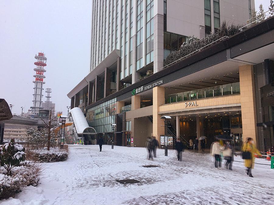 伊達バイク-仙台駅東口