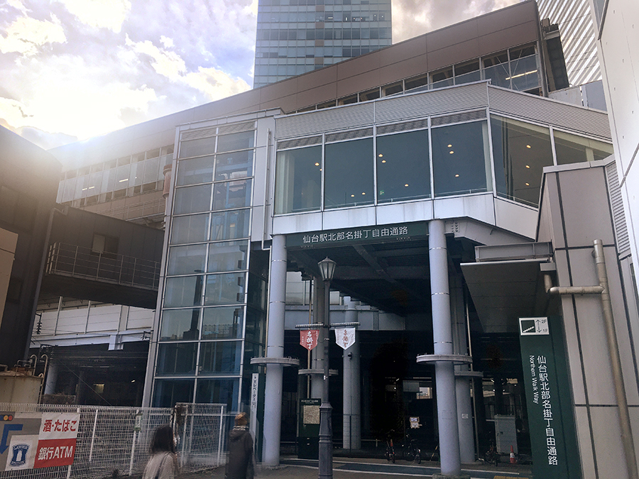 伊達バイク-伊達バイク-伊達バイク-アパホテルTKP仙台駅北4